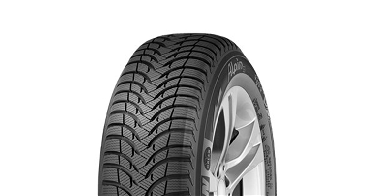 MICHELIN ALPIN A4 4