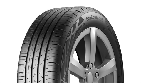 ГУМИ CONTINENTAL 195/55R15 85H EcoContact 6