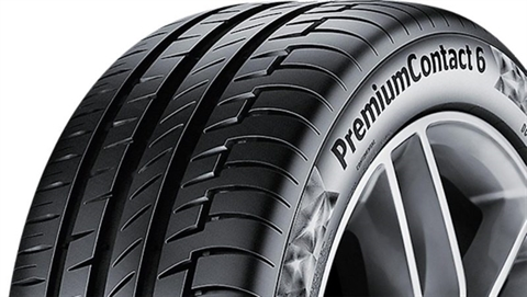 ГУМИ CONTINENTAL 245/45R20 99V FR PremiumContact 6