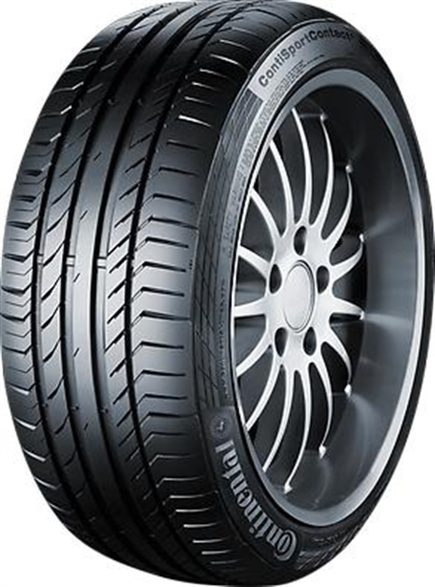 ГУМИ CONTINENTAL 235/50R17 96W FR ContiSportContact 5