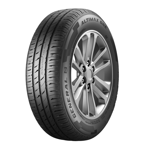ГУМИ GENERAL TIRE 215/55R16 93V ALTIMAX ONE S