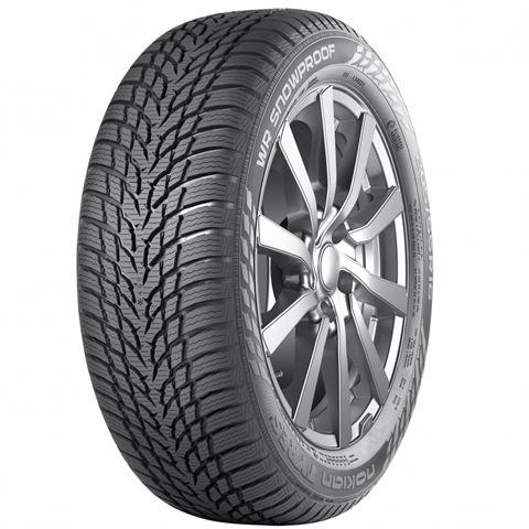 ГУМИ NOKIAN 175/65R14 82T  WR Snowproof