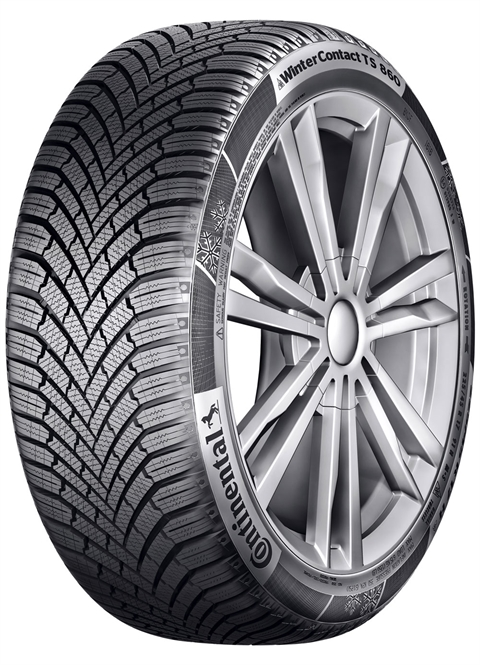 ГУМИ CONTINENTAL 195/65R15 91H WinterContact TS 860