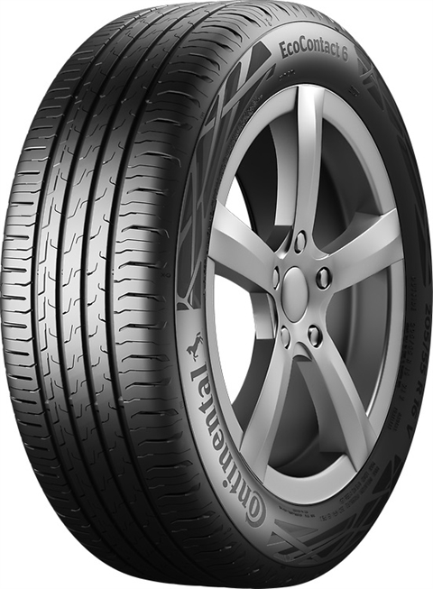 ГУМИ CONTINENTAL 245/45R18 100Y XL EcoContact 6 *