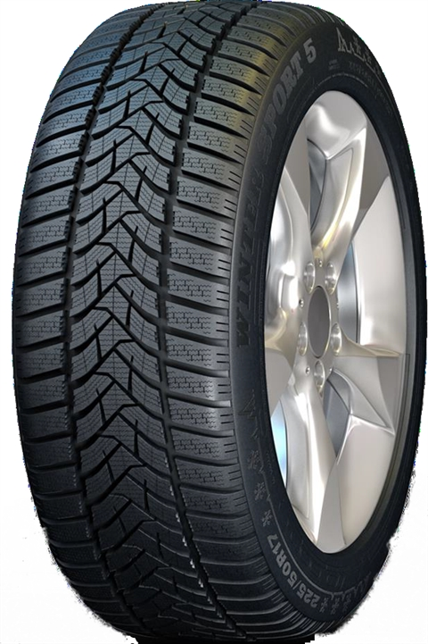 ГУМИ DUNLOP 275/35R19 100V WINTER SPT 5 XL MFS