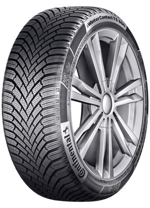 ГУМИ CONTINENTAL 205/65R17 96V FR WinterContact TS 860