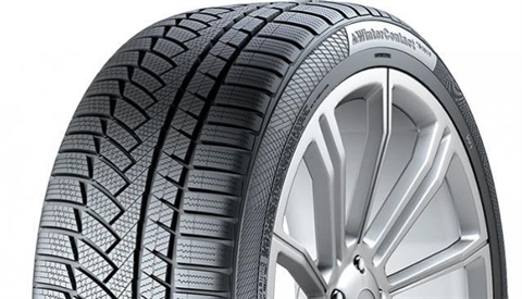 ГУМИ CONTINENTAL 235/45R17 97H XL FR WinterContact TS 850 P