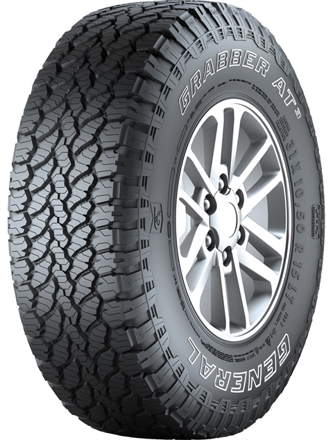 ГУМИ GENERAL TIRE 205R16C 110/108S FR Grabber AT3 8PR