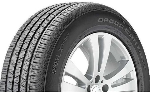 ГУМИ CONTINENTAL 285/45R21 113H XL FR CrossContact LX Sport AO ContiSilent