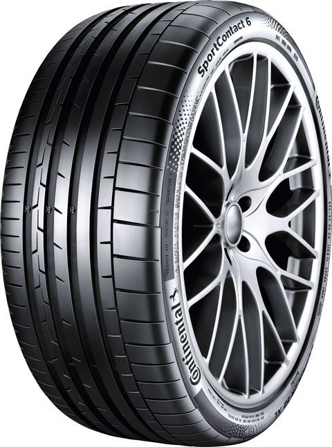 ГУМИ CONTINENTAL 285/40R22 110Y XL FR SportContact 6 AO ContiSilent