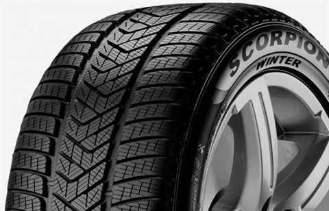 PIRELLI SCORPION WINTER 5